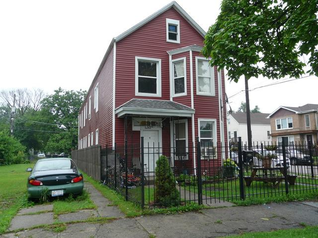 5243 S Hoyne Avenue, Chicago, IL 60609 (MLS #09994951) :: The Dena Furlow Team - Keller Williams Realty