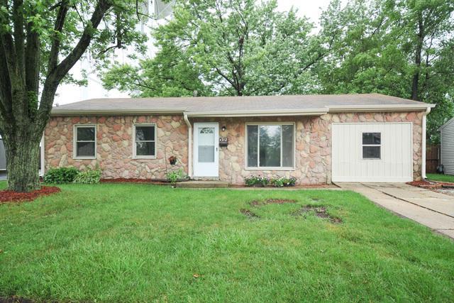 312 Fairfax Avenue, Romeoville, IL 60446 (MLS #09995017) :: Ani Real Estate