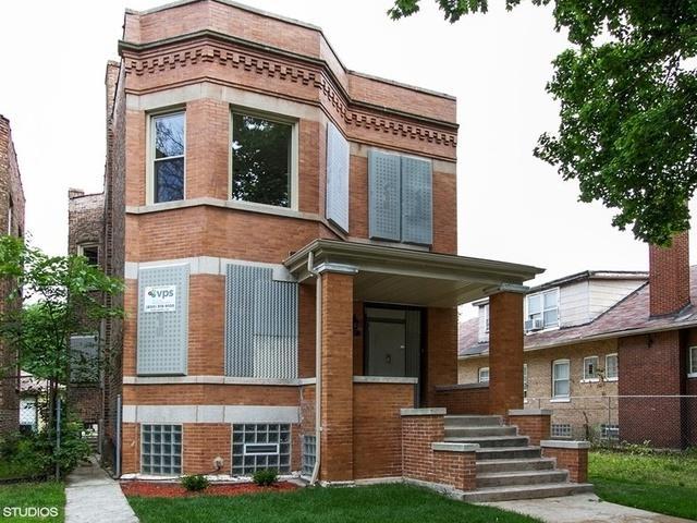 7137 S Eberhart Avenue, Chicago, IL 60619 (MLS #09995023) :: Ani Real Estate