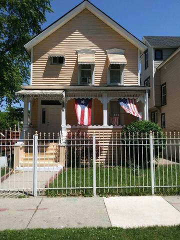 857 N Parkside Avenue, Chicago, IL 60651 (MLS #09995136) :: Ani Real Estate