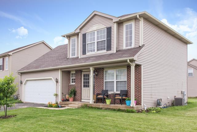 1913 Sunflower Drive, Dekalb, IL 60115 (MLS #09995170) :: Ani Real Estate
