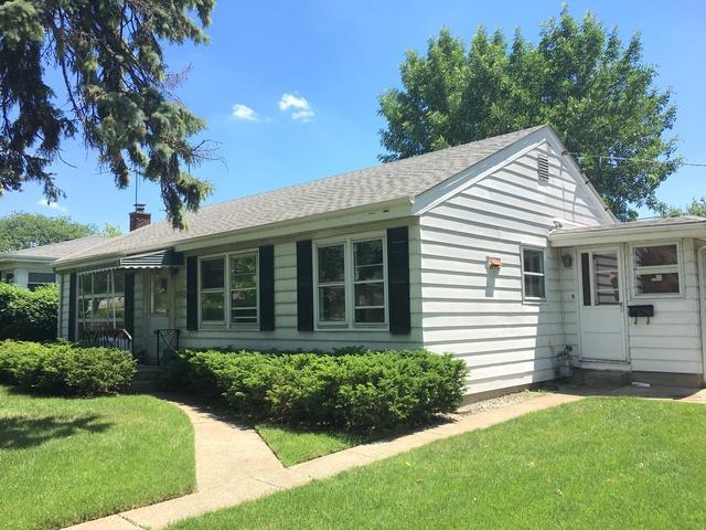 5505 Oakton Street, Morton Grove, IL 60053 (MLS #09995193) :: Ani Real Estate