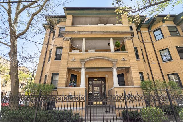 601 W Fullerton Parkway #3, Chicago, IL 60614 (MLS #09995195) :: Ani Real Estate