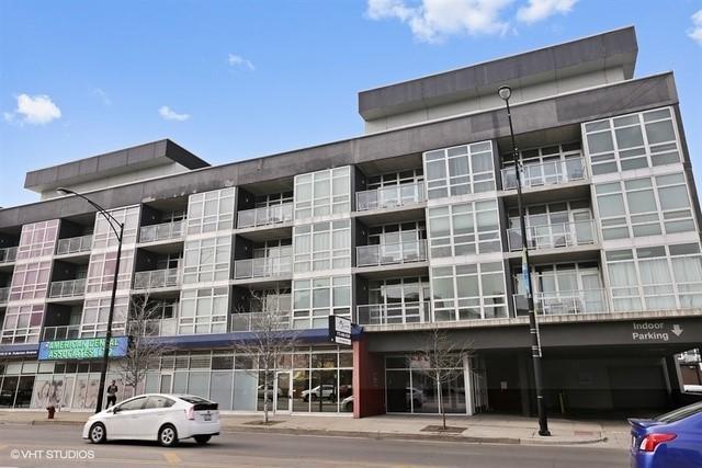 1610 W Fullerton Avenue #211, Chicago, IL 60614 (MLS #09995215) :: The Perotti Group