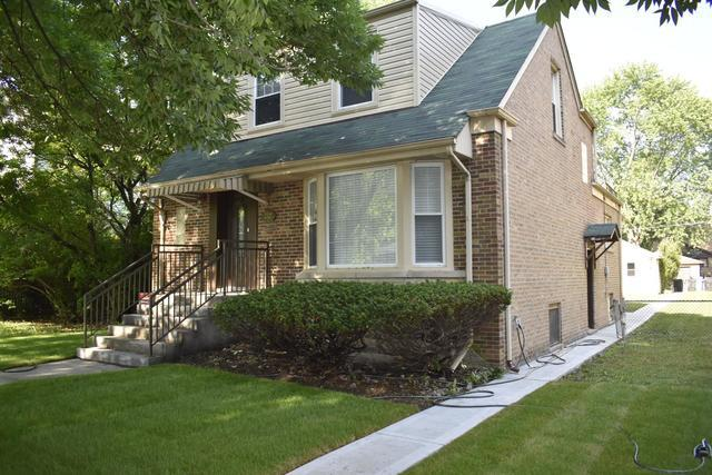2327 N Oak Park Avenue, Chicago, IL 60707 (MLS #09995237) :: Ani Real Estate