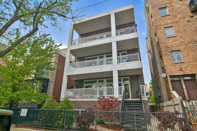 1832 W Rice Street 1S, Chicago, IL 60622 (MLS #09995260) :: The Perotti Group