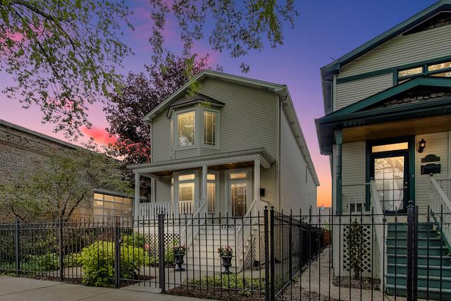 1750 W Byron Street, Chicago, IL 60613 (MLS #09995330) :: The Perotti Group