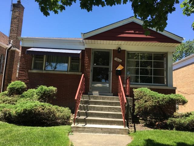 3806 Cuyler Avenue, Berwyn, IL 60402 (MLS #09995351) :: Ani Real Estate