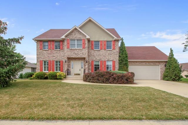1170 Vantage Lane, Bourbonnais, IL 60914 (MLS #09995356) :: The Dena Furlow Team - Keller Williams Realty