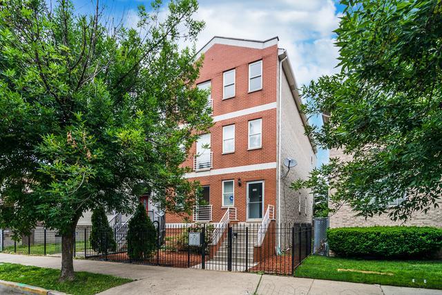 2328 W Washington Boulevard #3, Chicago, IL 60612 (MLS #09995357) :: The Perotti Group
