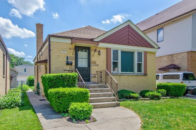 7621 W Myrtle Avenue, Chicago, IL 60631 (MLS #09995376) :: Ani Real Estate