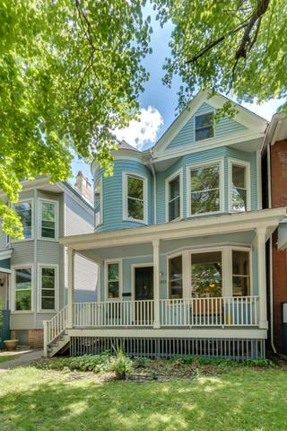 5413 S Ridgewood Court, Chicago, IL 60615 (MLS #09995390) :: Ani Real Estate