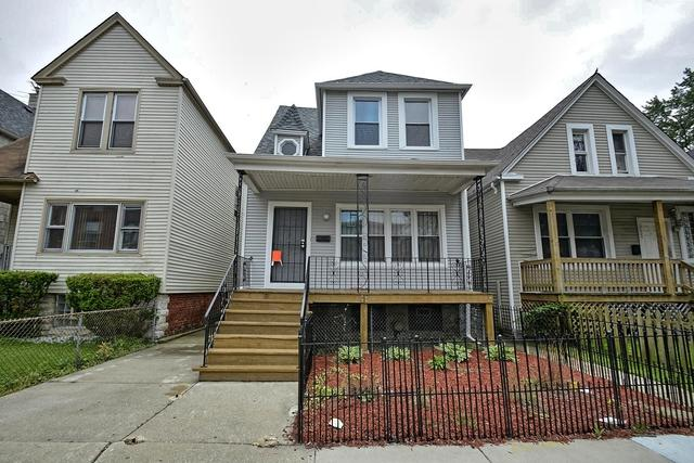 2829 E 76th Place, Chicago, IL 60649 (MLS #09995466) :: Ryan Dallas Real Estate