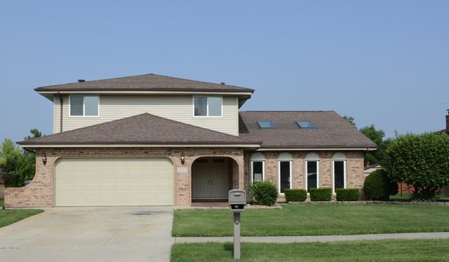 15537 Brassie Drive, Orland Park, IL 60462 (MLS #09995508) :: Ani Real Estate