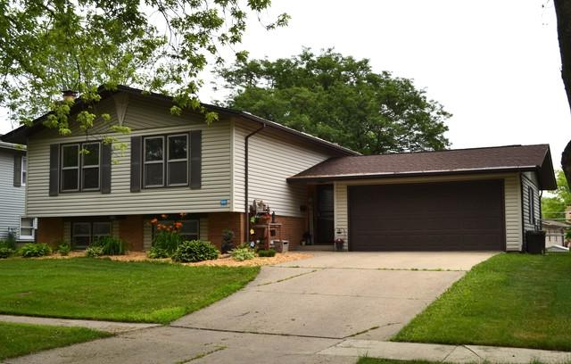 15449 Orogrande Drive, Oak Forest, IL 60452 (MLS #09995637) :: The Dena Furlow Team - Keller Williams Realty
