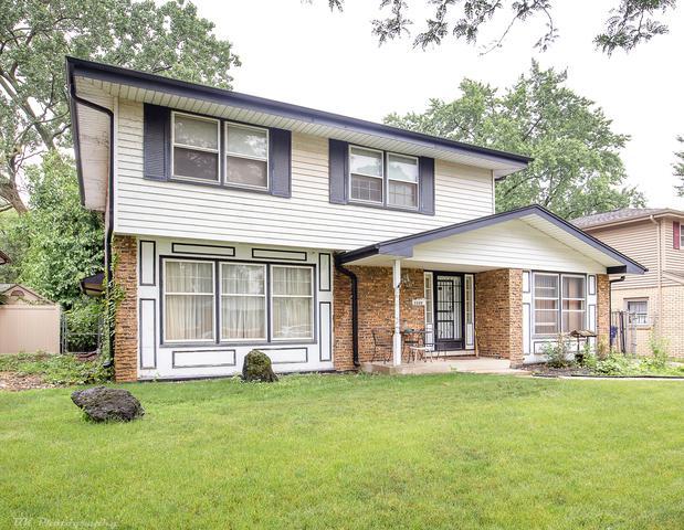 5609 W 98th Place, Oak Lawn, IL 60453 (MLS #09995638) :: The Dena Furlow Team - Keller Williams Realty