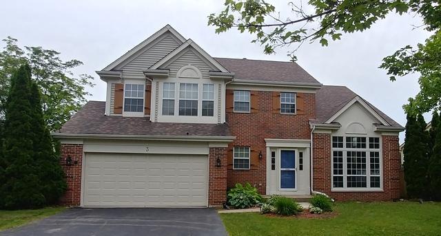 3 Pennsbury Court, Bolingbrook, IL 60440 (MLS #09995680) :: Ani Real Estate