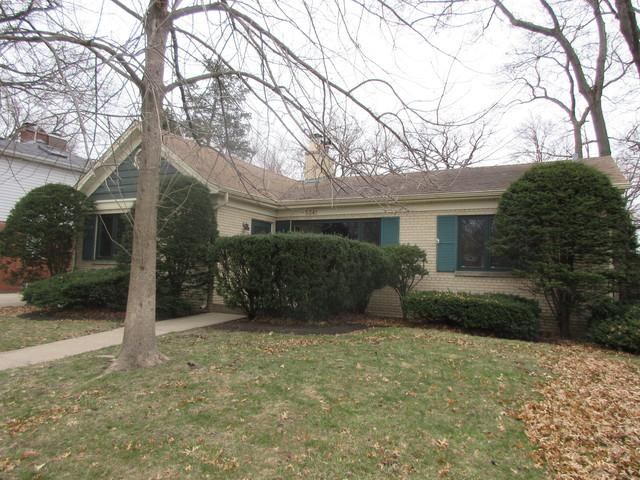5341 George Street, Skokie, IL 60077 (MLS #09995688) :: The Dena Furlow Team - Keller Williams Realty