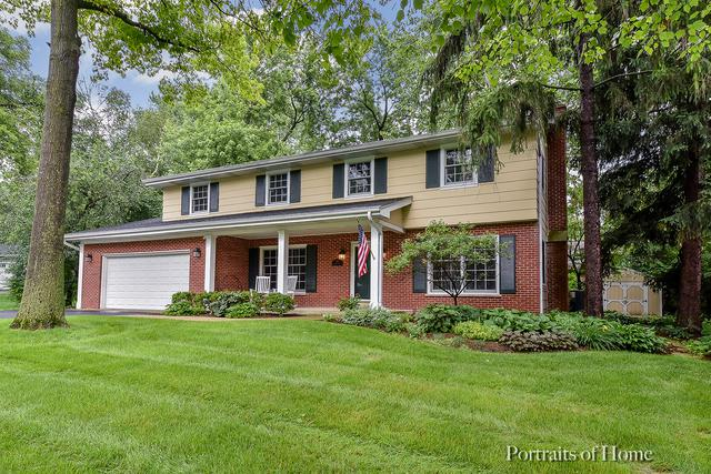 1414 E Thomas Road, Wheaton, IL 60187 (MLS #09995719) :: Ani Real Estate