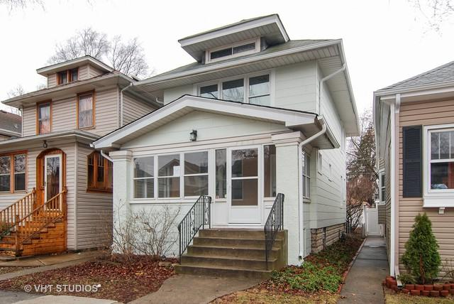 1015 S Elmwood Avenue, Oak Park, IL 60304 (MLS #09995735) :: The Dena Furlow Team - Keller Williams Realty