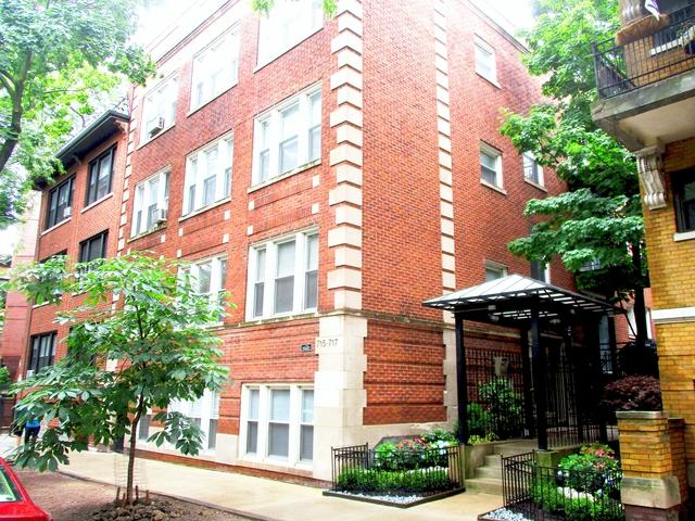 715 W Barry Avenue 3A, Chicago, IL 60657 (MLS #09995736) :: The Perotti Group