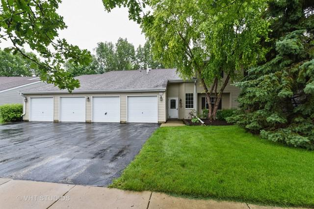 77 N Victoria Lane B, Streamwood, IL 60107 (MLS #09995746) :: The Dena Furlow Team - Keller Williams Realty