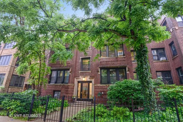 657 W Bittersweet Place 3W, Chicago, IL 60613 (MLS #09995761) :: Ani Real Estate