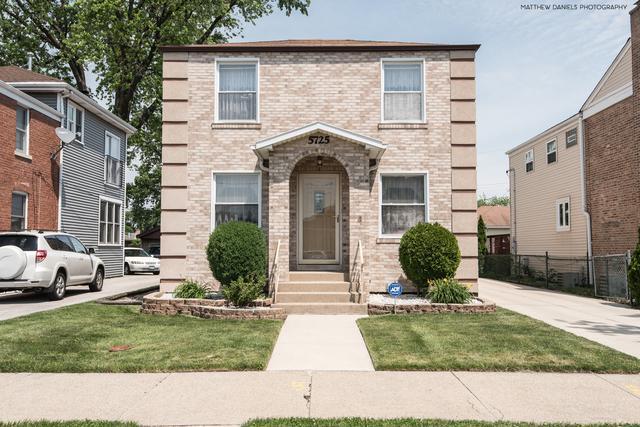 5725 S Nordica Avenue, Chicago, IL 60638 (MLS #09995763) :: The Dena Furlow Team - Keller Williams Realty