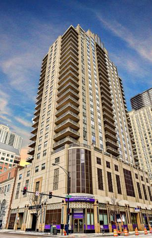 635 N Dearborn Street #2704, Chicago, IL 60654 (MLS #09995774) :: The Perotti Group