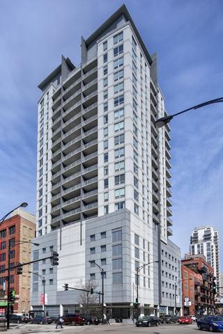 330 W Grand Avenue #1007, Chicago, IL 60654 (MLS #09995782) :: The Perotti Group