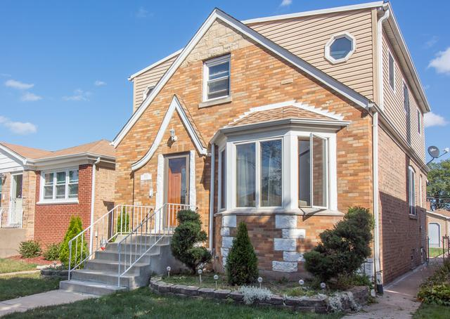 5225 N Moody Avenue, Chicago, IL 60630 (MLS #09995824) :: Ani Real Estate