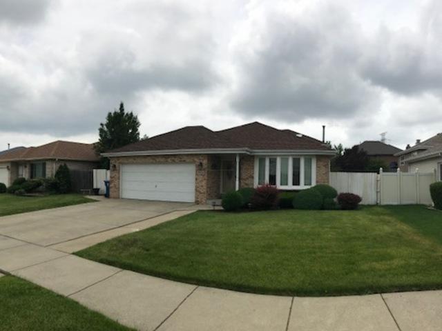 9324 S Oketo Avenue, Bridgeview, IL 60455 (MLS #09995925) :: The Dena Furlow Team - Keller Williams Realty