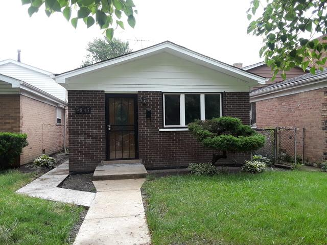 9847 S Cottage Grove Avenue, Chicago, IL 60628 (MLS #09996048) :: The Dena Furlow Team - Keller Williams Realty