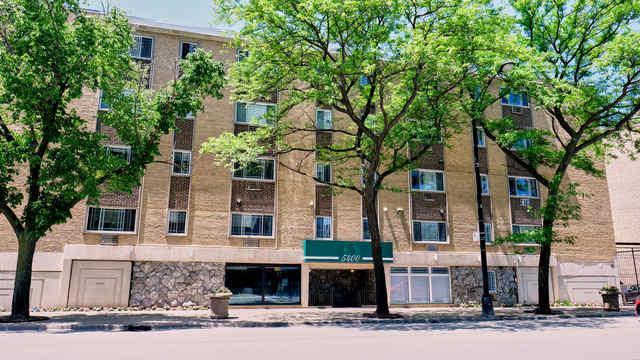 5400 N Sheridan Road #203, Chicago, IL 60640 (MLS #09996054) :: The Dena Furlow Team - Keller Williams Realty