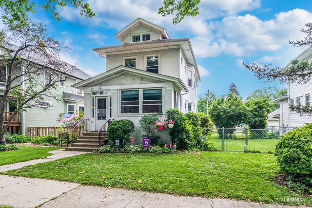 824 Wisconsin Avenue, Oak Park, IL 60304 (MLS #09996102) :: Ani Real Estate