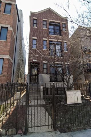 2153 W Warren Boulevard #3, Chicago, IL 60612 (MLS #09996104) :: The Perotti Group