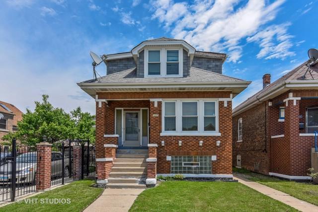5217 S Latrobe Avenue, Chicago, IL 60638 (MLS #09996131) :: The Dena Furlow Team - Keller Williams Realty