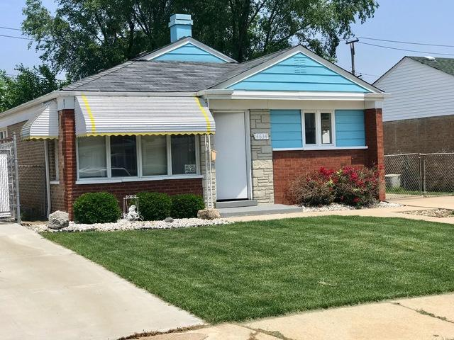 4634 W 82nd Place, Chicago, IL 60652 (MLS #09996154) :: Ani Real Estate