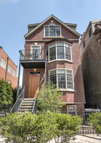 1937 N Dayton Street 1F, Chicago, IL 60614 (MLS #09996169) :: The Perotti Group