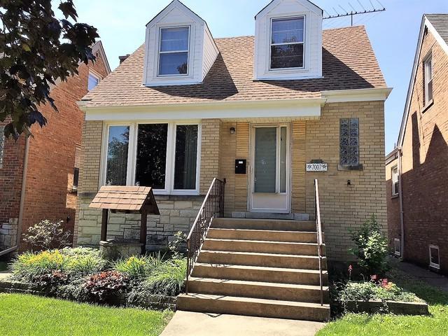 7007 W Newport Avenue, Chicago, IL 60634 (MLS #09996177) :: The Dena Furlow Team - Keller Williams Realty