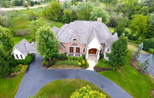 21893 N Tall Oaks Court, Kildeer, IL 60047 (MLS #09996193) :: Helen Oliveri Real Estate
