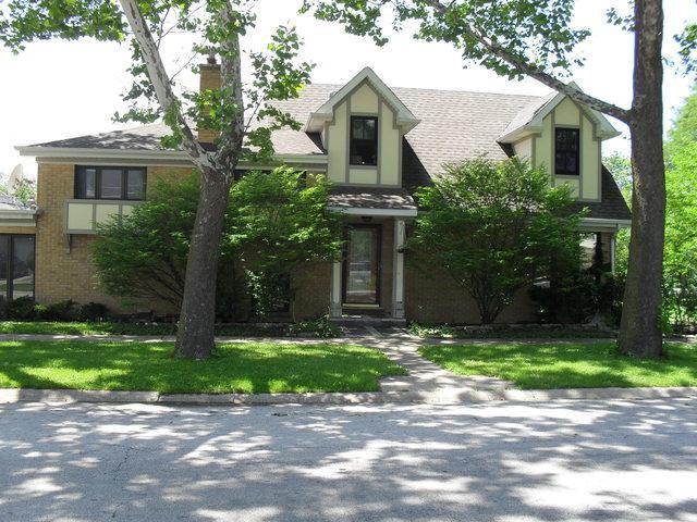 1312 S Washington Avenue, Park Ridge, IL 60068 (MLS #09996276) :: The Dena Furlow Team - Keller Williams Realty