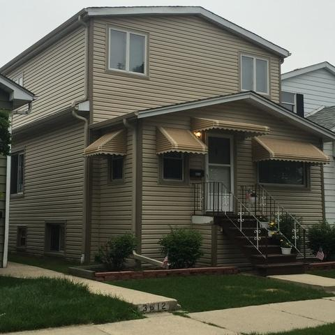 3616 N Newland Avenue, Chicago, IL 60634 (MLS #09996308) :: Ani Real Estate