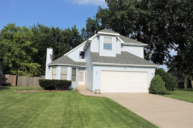 1646 East Street, Lockport, IL 60441 (MLS #09996357) :: Ani Real Estate