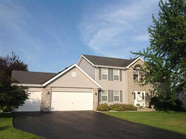 10873 Meadowsweet Lane, Roscoe, IL 61073 (MLS #09996372) :: The Perotti Group