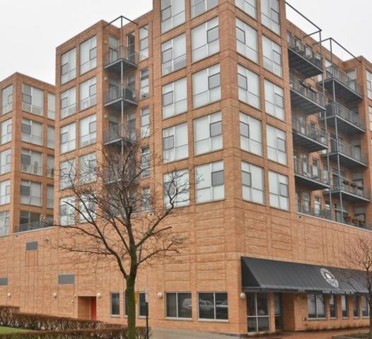 1572 N Maple Avenue #401, Evanston, IL 60201 (MLS #09996390) :: Ani Real Estate