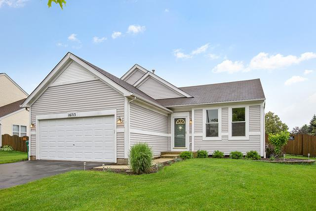 16713 W Seneca Drive, Lockport, IL 60441 (MLS #09996547) :: Ani Real Estate