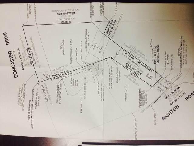 lot  1 E Richton Road, Crete, IL 60417 (MLS #09996574) :: Schoon Family Group