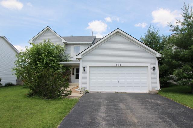 263 Clifton Lane, Bolingbrook, IL 60440 (MLS #09996623) :: Baz Realty Network | Keller Williams Preferred Realty