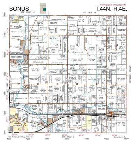9933 Us Route 20, Garden Prairie, IL 61038 (MLS #09998126) :: The Dena Furlow Team - Keller Williams Realty